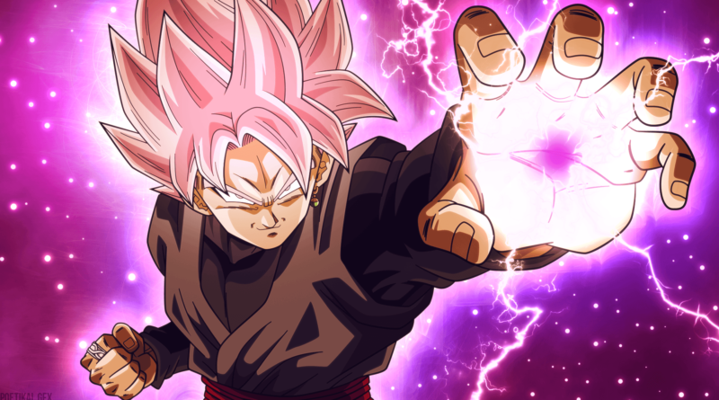Goku Black The World King Is Here Good Game Station