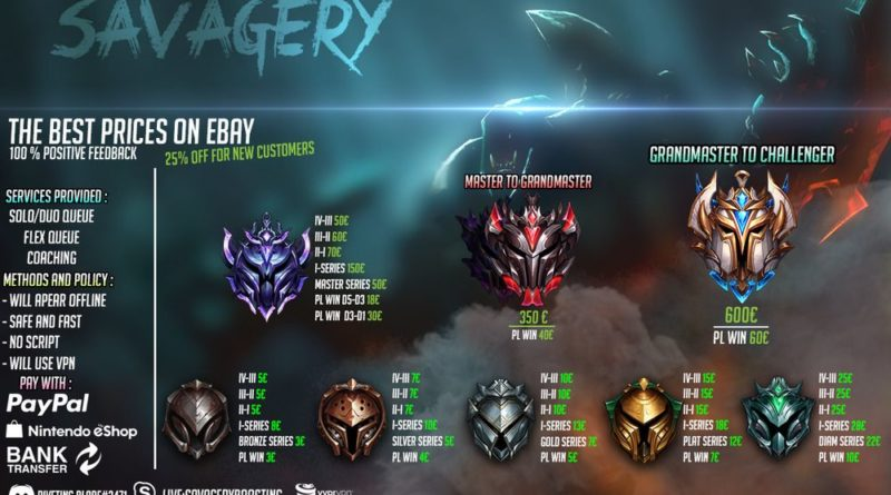 Why you need elo boost for your online games?