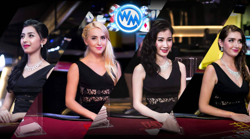 Sites where you can play wm casino