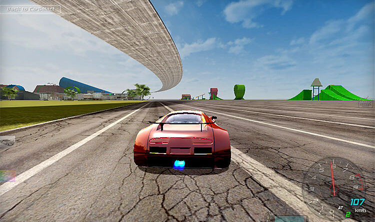 Why kids love madalin stunt cars 2 unblocked to play?